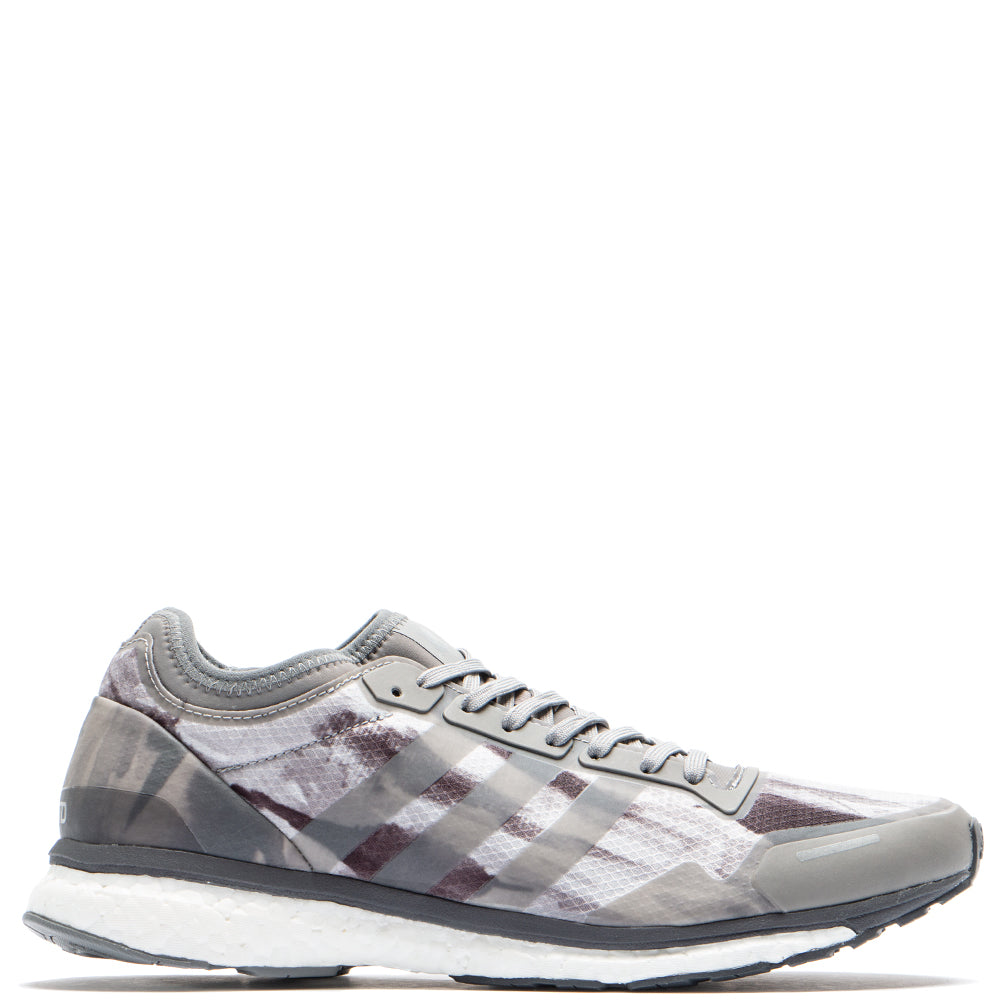 new york 661ef 5195c Style code BC0470. adidas by UNDFTD Adizero Adios 3   Shift Grey
