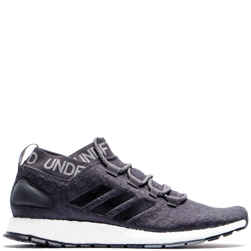 42241baac Style code BC0473. adidas by UNDFTD Pureboost RBL   Core Black
