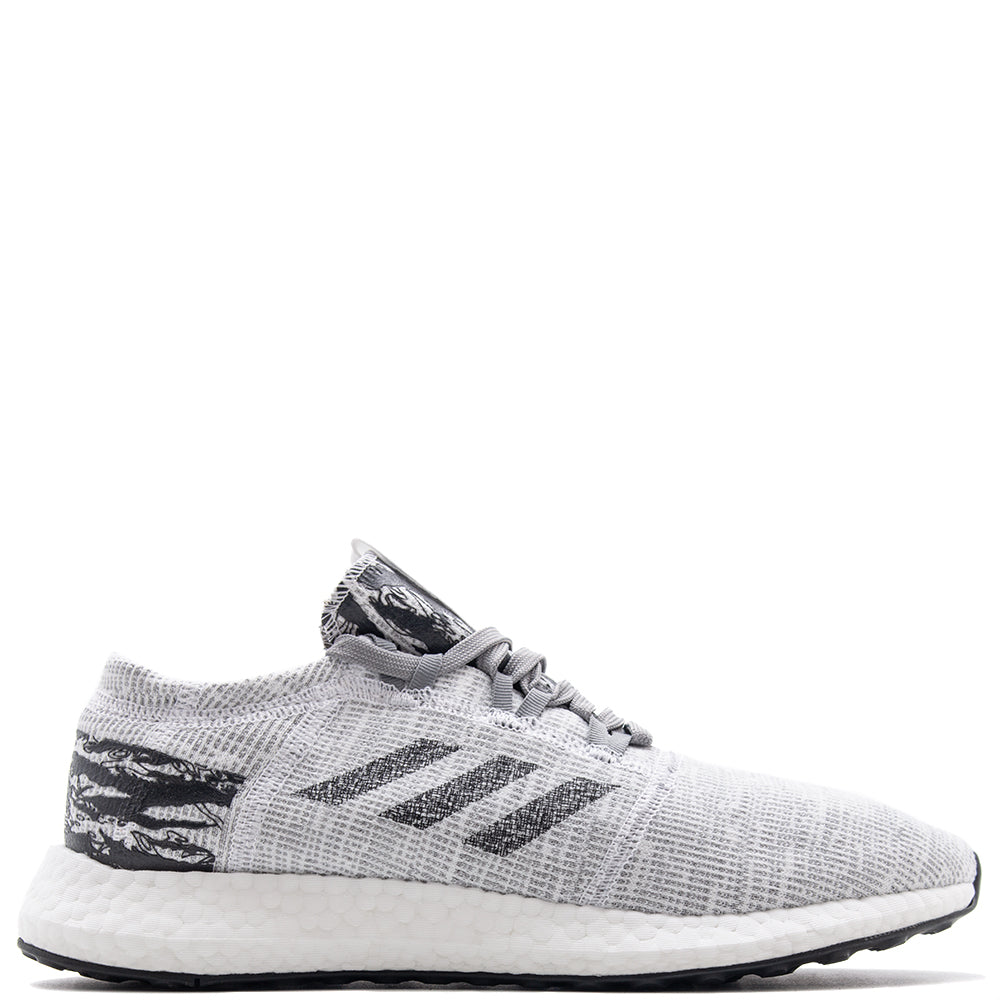 cdefee4d5442 Style code BC0474. adidas by UNDFTD Pureboost LTD   Shift Grey