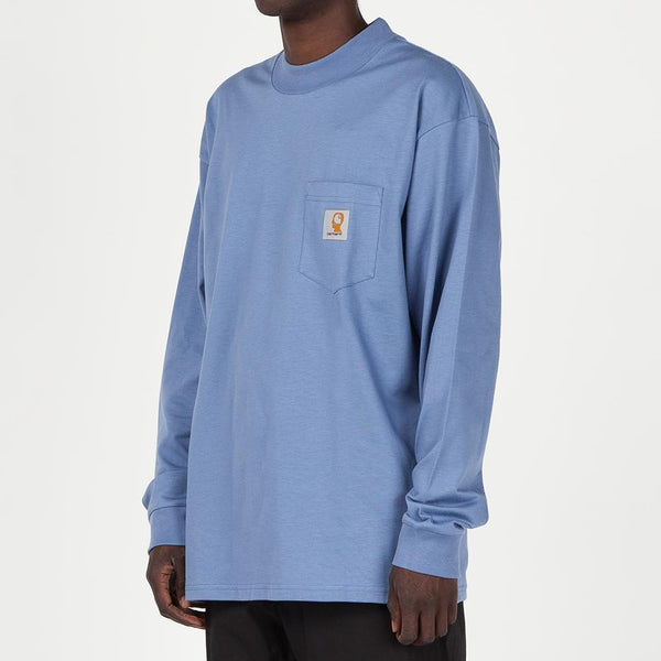 Style code BDCAR13. Carhartt WIP x Brain Dead Swan Long Sleeve T-shirt / Monsoon