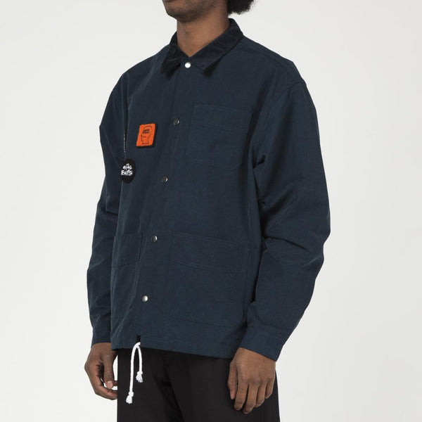Brain Dead Chore Coat / Navy