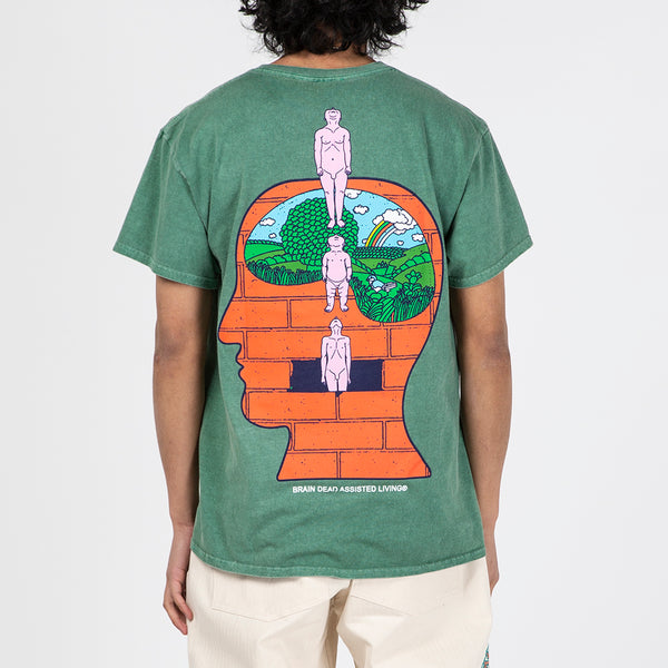 Brain Dead Syd T-shirt / Forrest