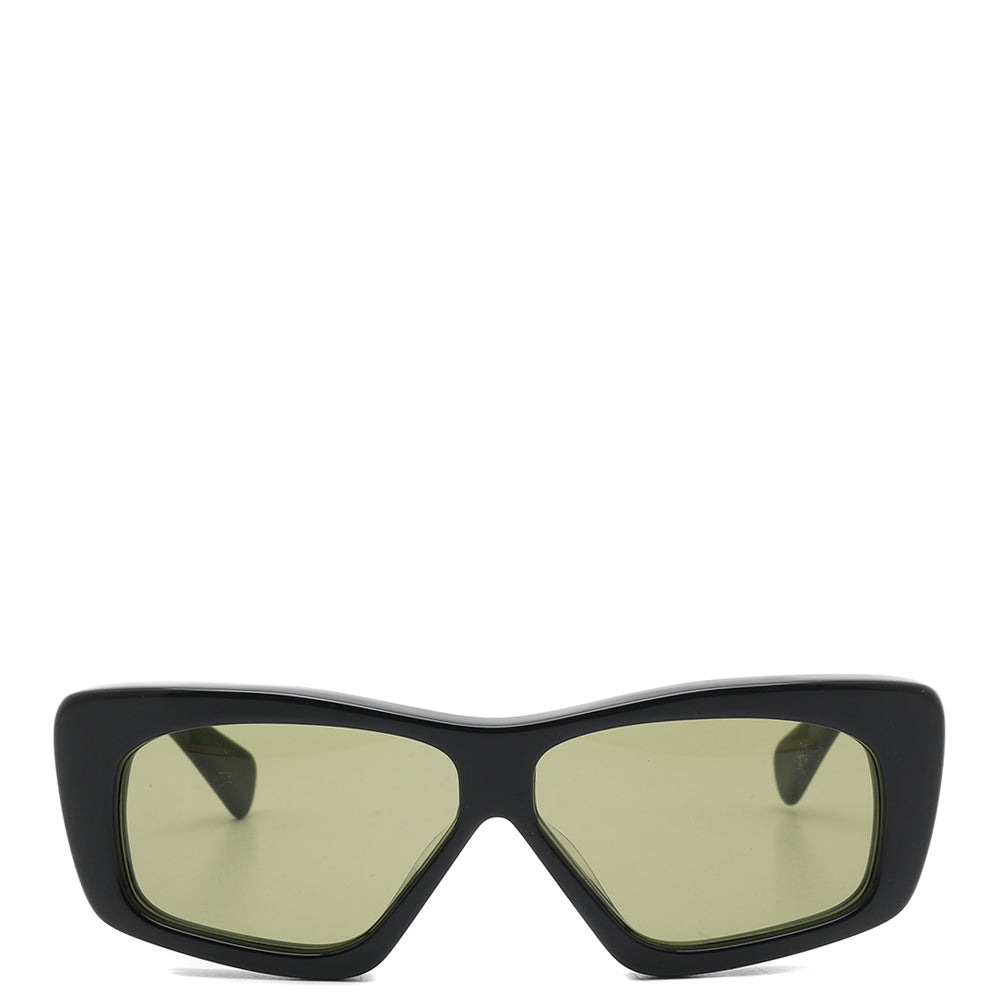 Brain Dead Kopelman Sunglasses Black / Black