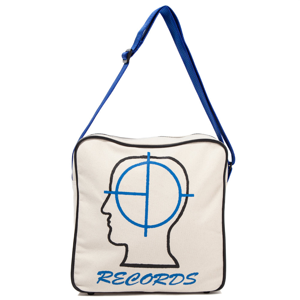 BDSS1913 Brain Dead Record Bag / Natural