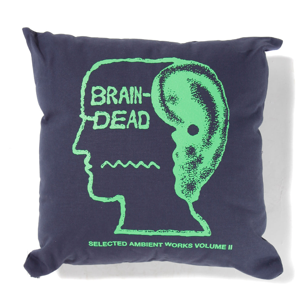 BDSS1923 Brain Dead Ambient Pillow / Navy