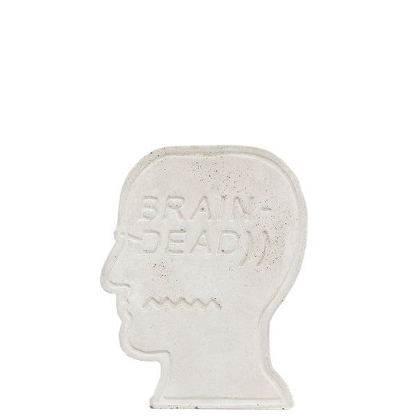 Brain Dead Incense Burner / Concrete - Deadstock.ca