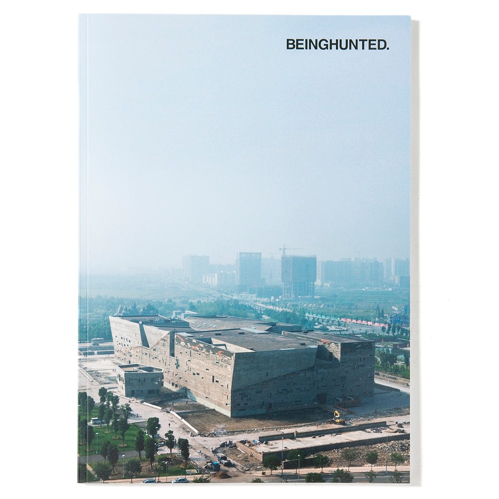 BEINGHUNTED. Magazine Issue #02 - Deadstock.ca