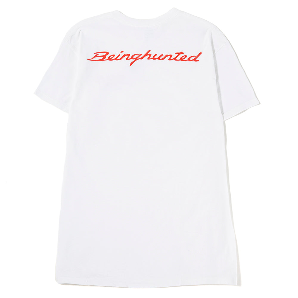 BGHDT0053WHT BEINGHUNTED 324 T-shirt / White