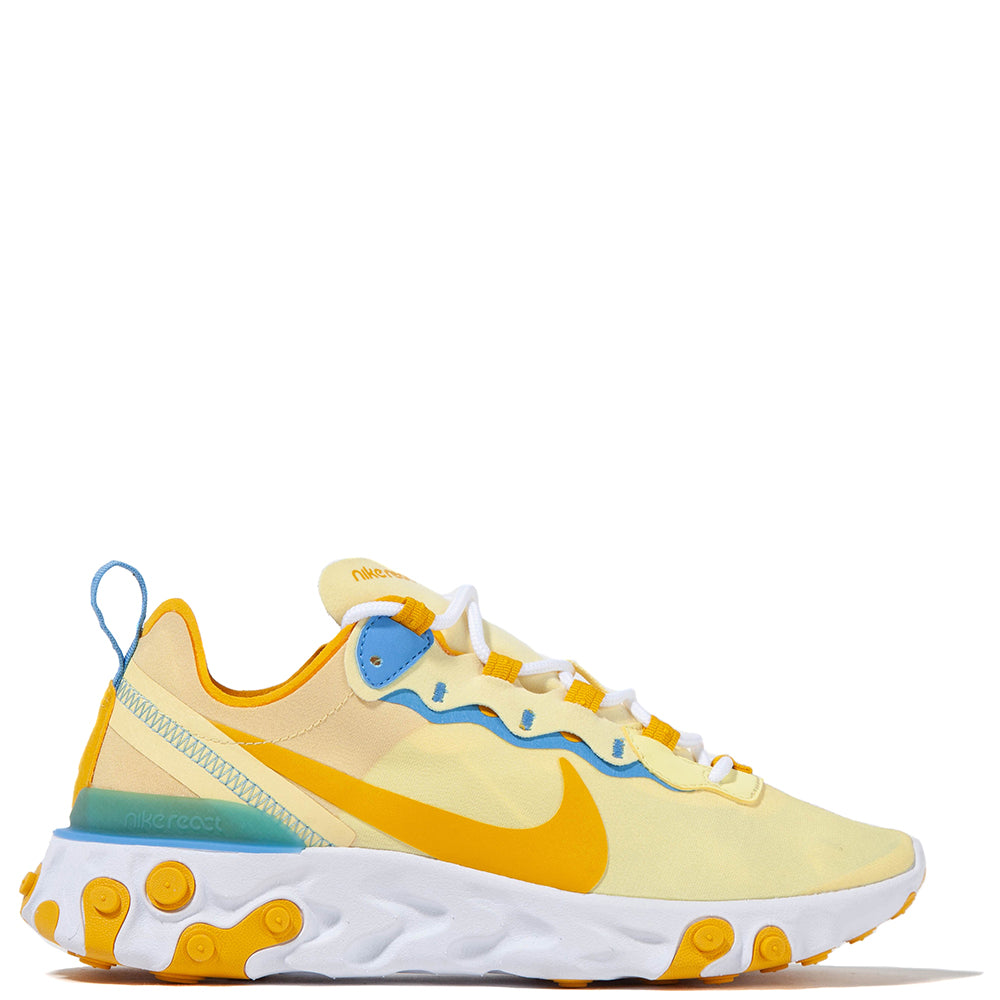 Nike Women's React Element 55 / Bicycle Yellow - Deadstock.ca