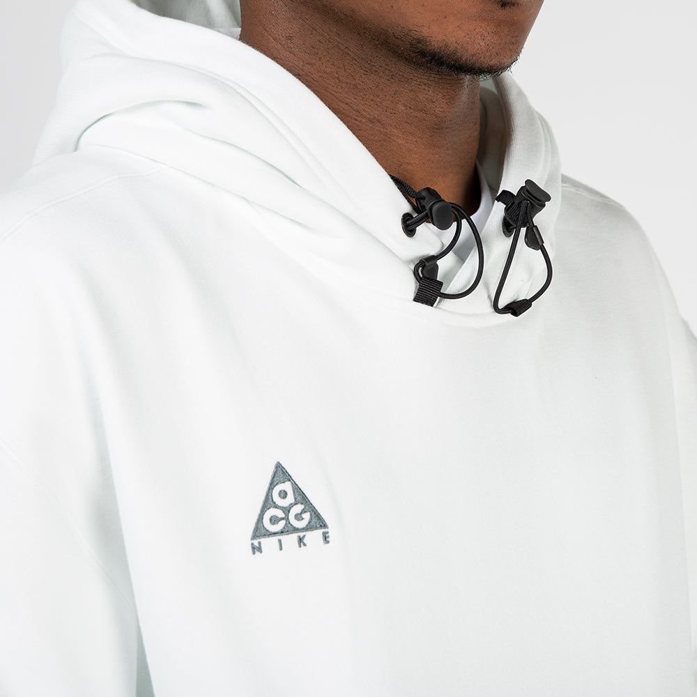 quality design c9d18 fe8fc Nike ACG Pullover Hoodie / Summit White
