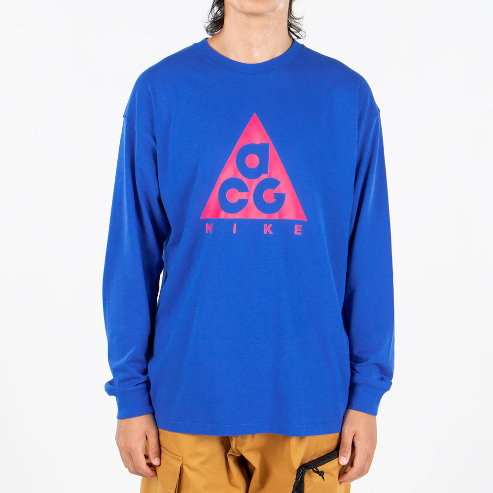 Nike ACG T-shirt / Game Royal - Deadstock.ca