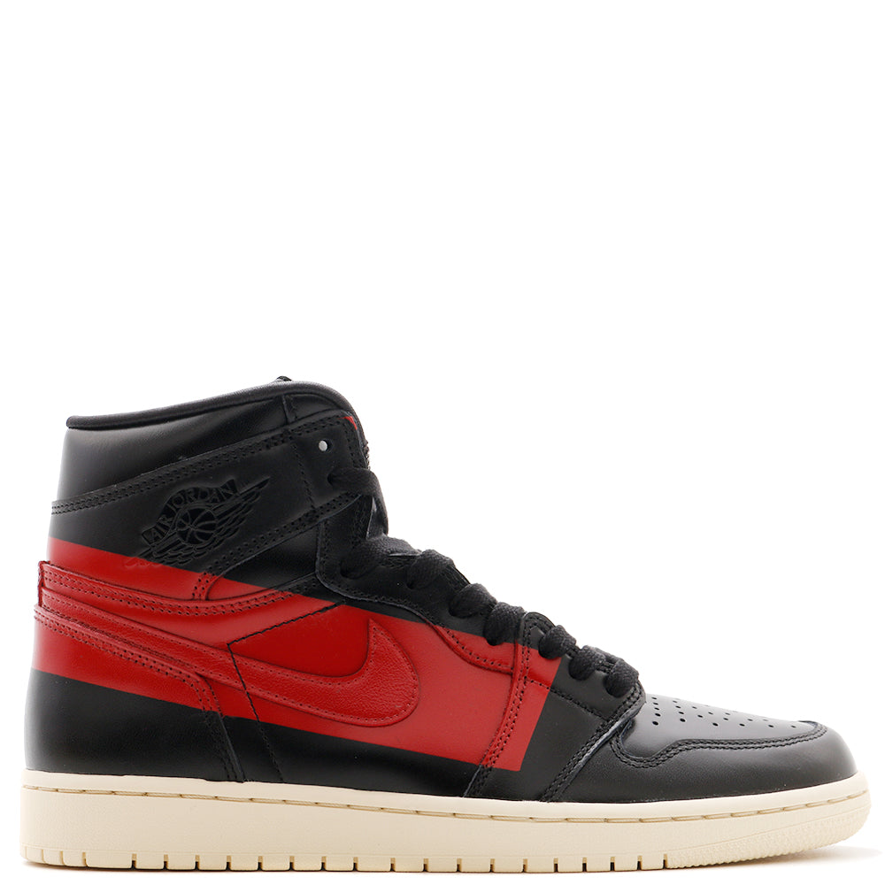 3fa329bb534b BQ6682-006 Jordan 1 Defiant Couture Black   Gym Red