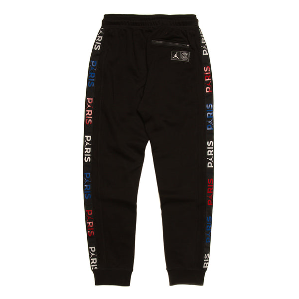 Jordan x Paris Saint-Germain Fleece Pants / Black