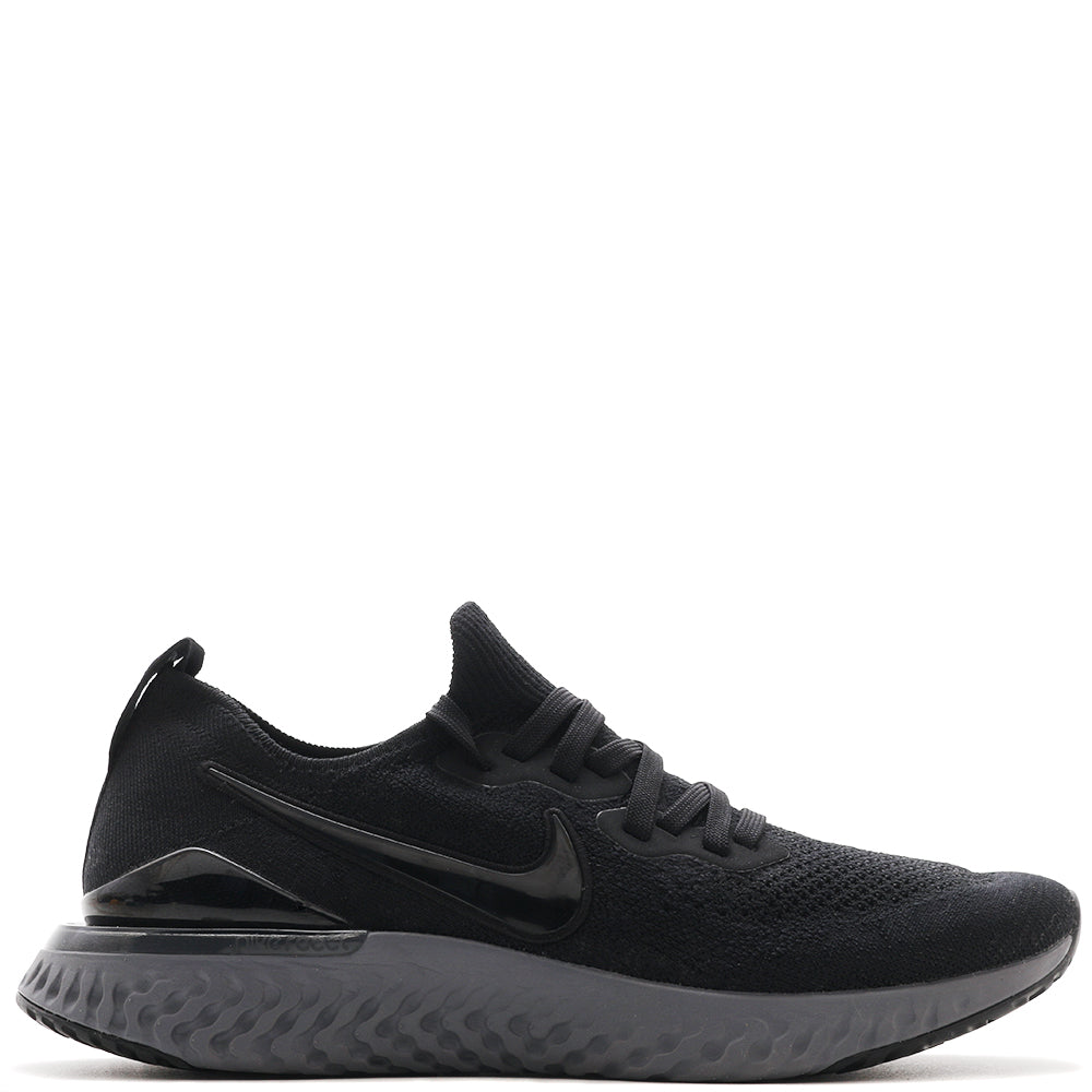 BQ8928-001 Nike Epic React Flyknit 2 Black / Black