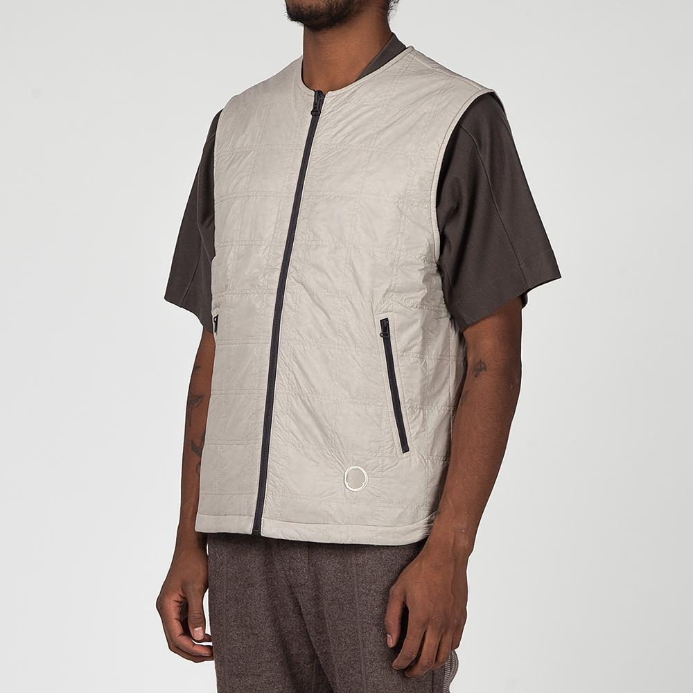 ADIDAS BY WINGS + HORNS GILLET / LIGHT BROWN