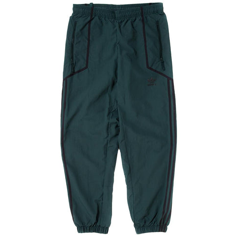 ADIDAS TAPED WIND PANT / GREEN NIGHT
