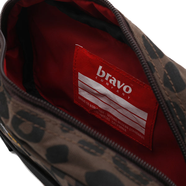 Bravo x William Strobeck Kilo Cordura Accessory Bag / Black