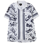 HUF Zodiac Short Sleeve Shirt / White