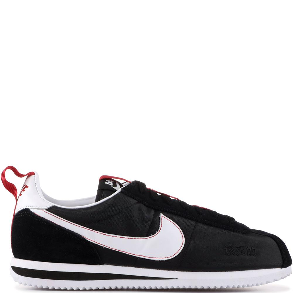 Nike Cortez Kenny III Black / White - Gym Red