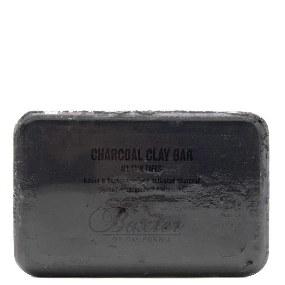 Baxter of California Deep Cleansing Bar Charcoal Clay - Deadstock.ca