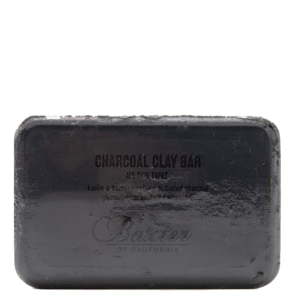 Style code BXP1637100SINGLES. Baxter of California Deep Cleansing Bar Charcoal Clay