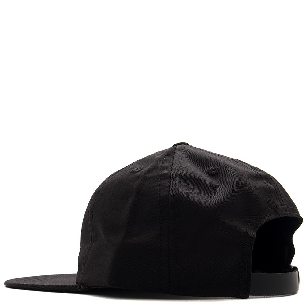 Style code BXRSP1809. BORN X RAISED LOS ANGELES EXPRESS STRAPBACK / BLACK