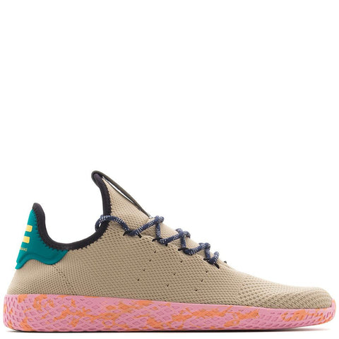style code BY2672. ADIDAS ORIGINALS BY PHARRELL TENNIS HU / PALE NUDE