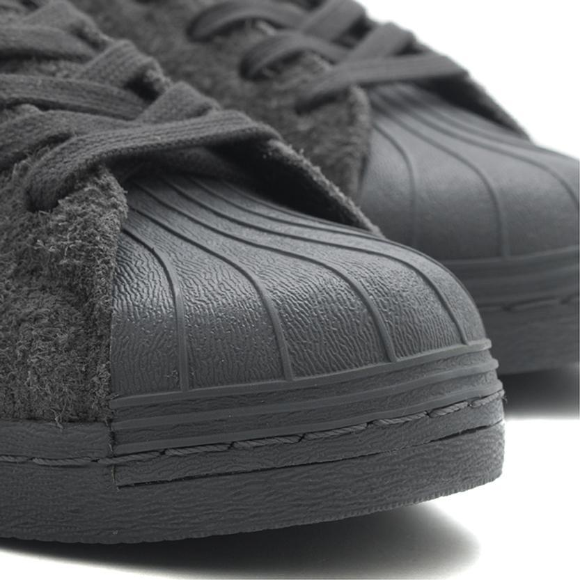 ADIDAS SUPERSTAR 80'S CLEAN / UTILITY BLACK
