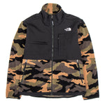 The North Face 95 Retro Denali Jacket / Burnt Olive Green Woods Camo - Deadstock.ca