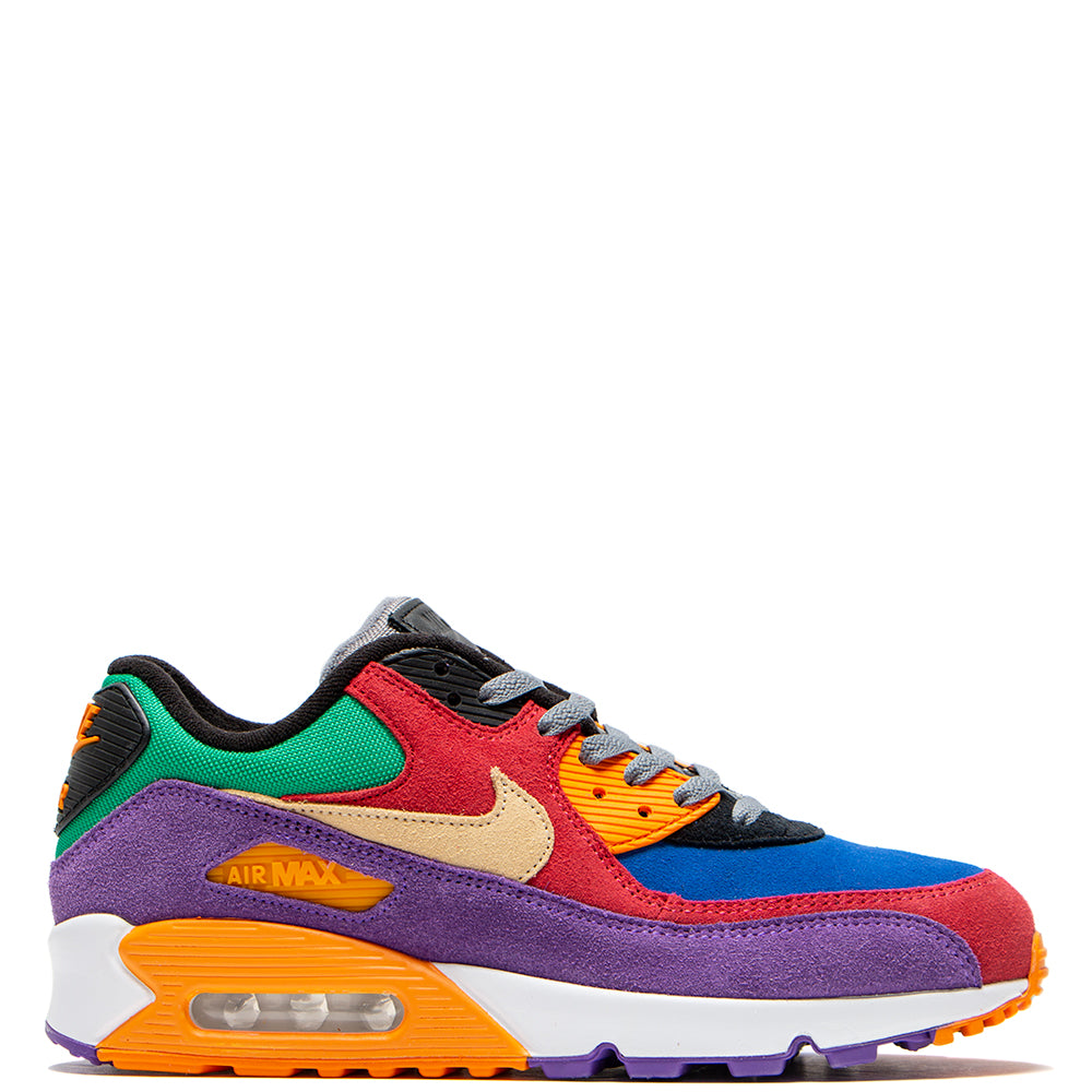 Nike Air Max 90 Viotech University Red / Pale Vanilla - Deadstock.ca