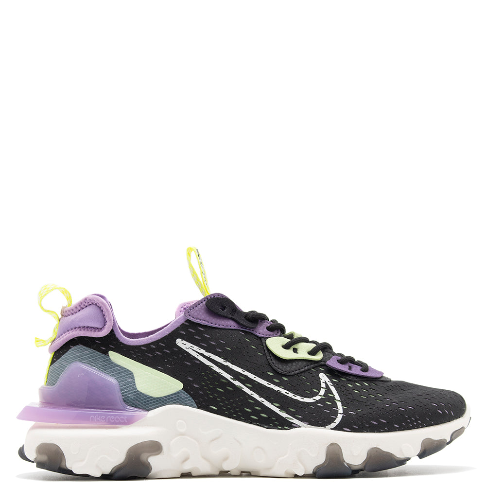 Nike React Vision Black / Sail