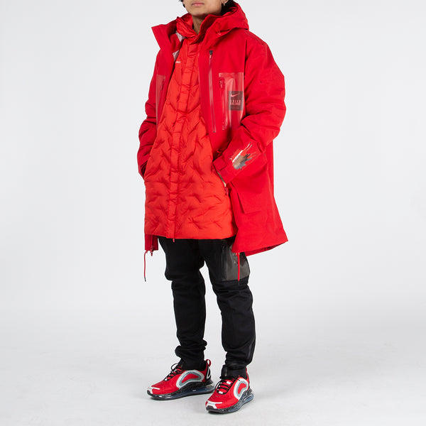 Nike x Undercover NRG Parka / Sport Red