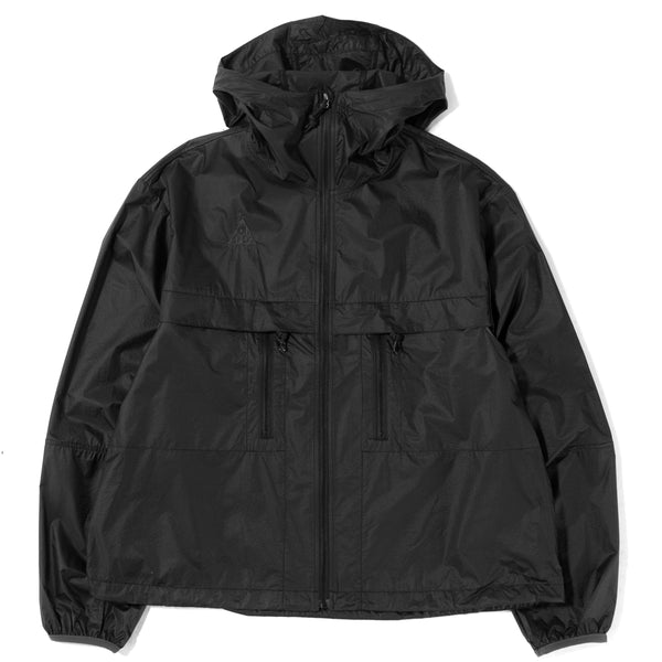 Nike Women's ACG Hooded Jacket / Black - Deadstock.ca