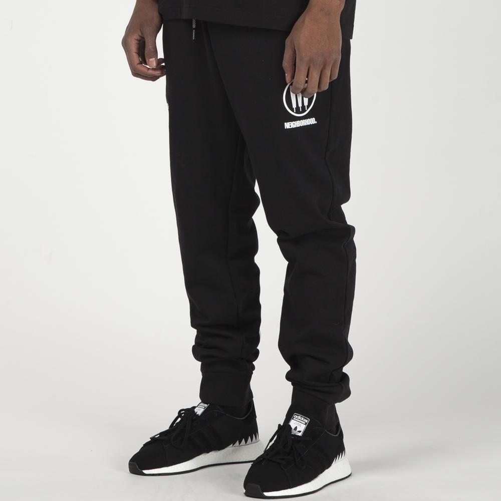 ADIDAS BY NEIGHBORHOOD NBHD TRACK PANTS / BLACK