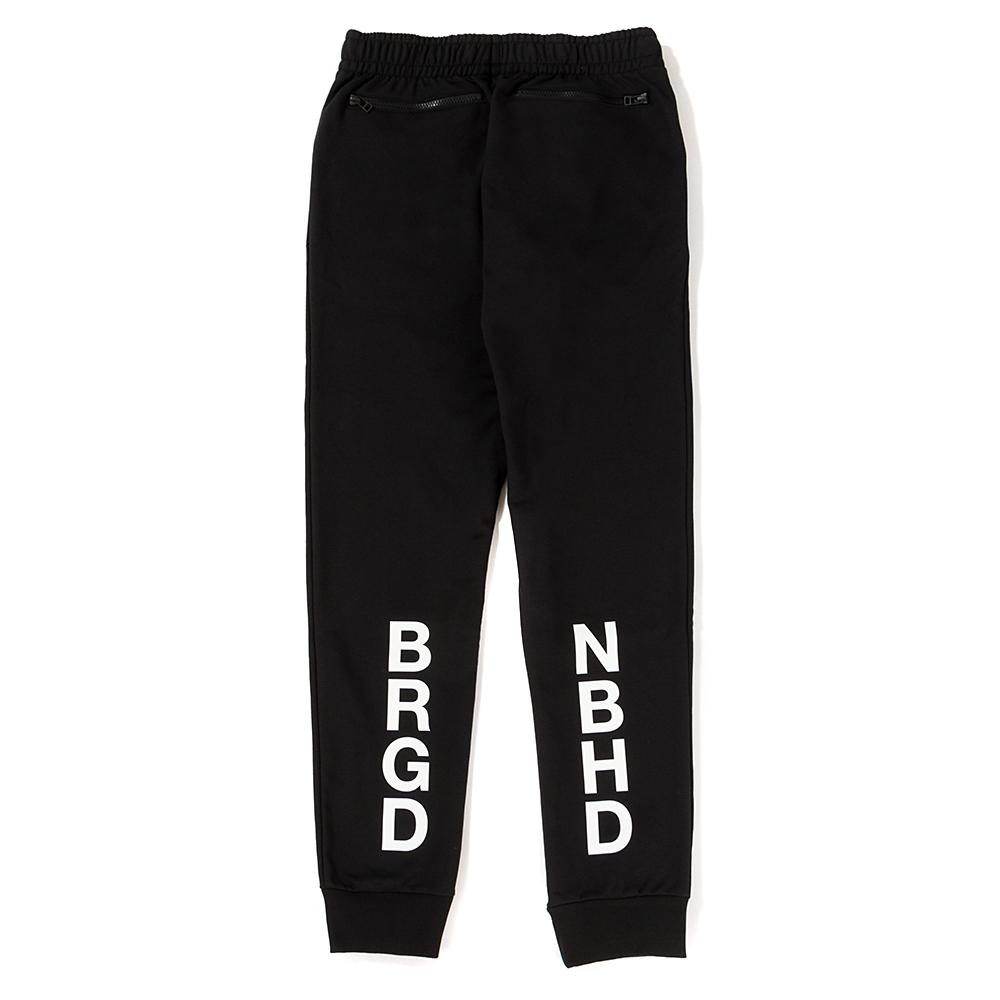 Style code CD7731. ADIDAS BY NEIGHBORHOOD NBHD TRACK PANTS / BLACK