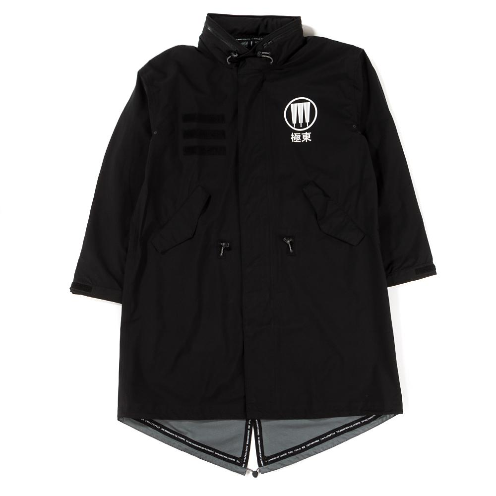Style code CD7737. ADIDAS BY NEIGHBORHOOD NBHD M-51 JACKET / BLACK