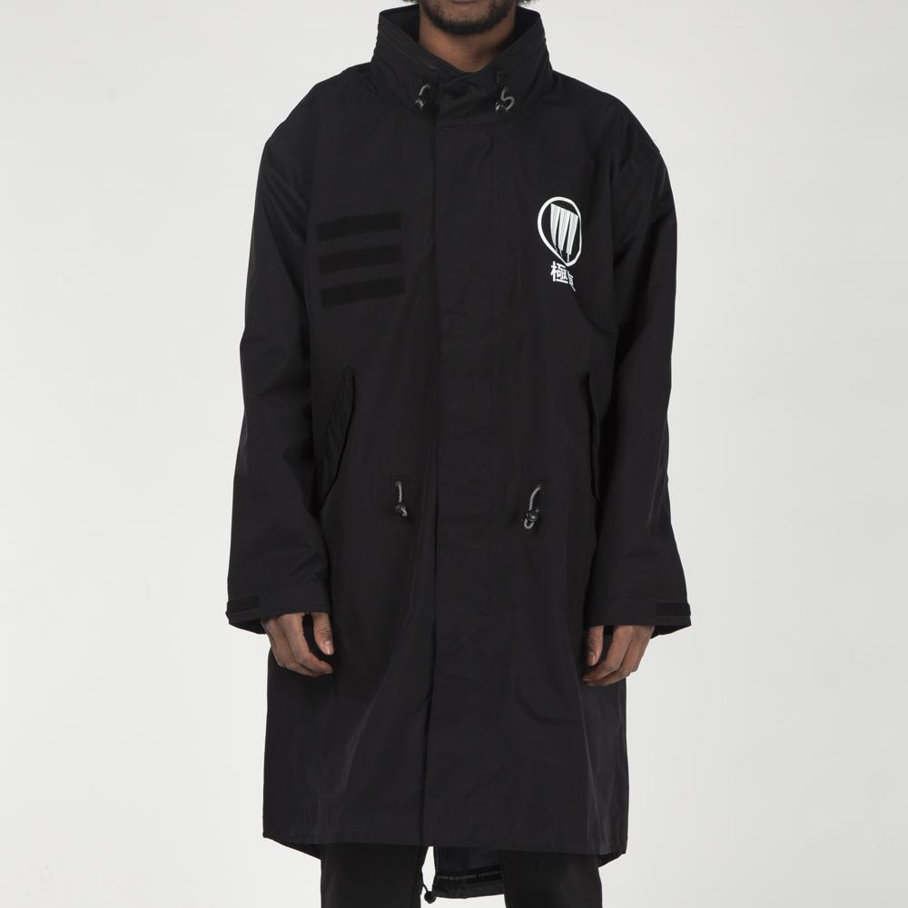 ADIDAS BY NEIGHBORHOOD NBHD M-51 JACKET / BLACK