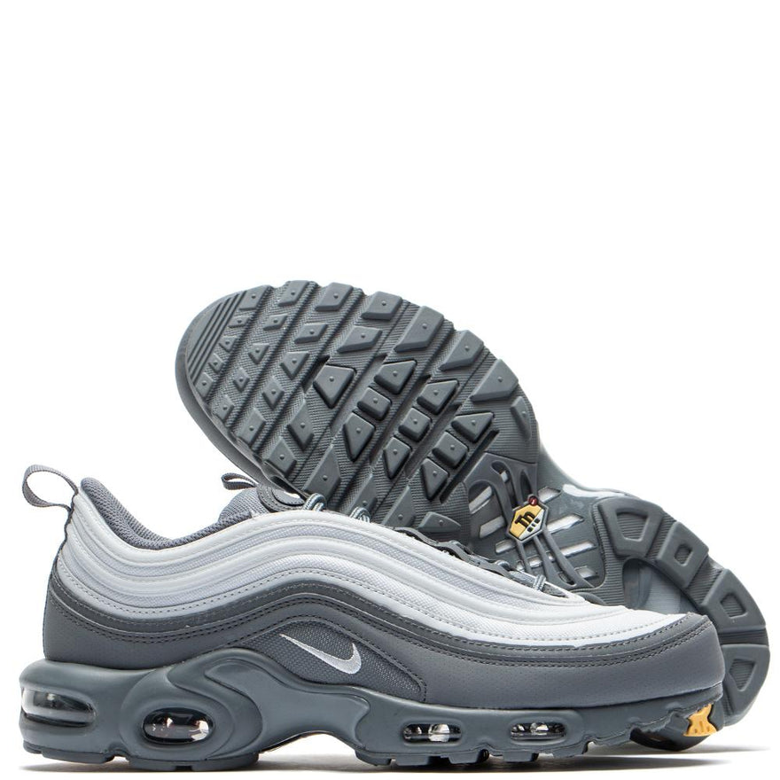 Nike Air Max 97 Plus Cool Grey   Pure Platinum – Deadstock.ca 49a0d0d4c2