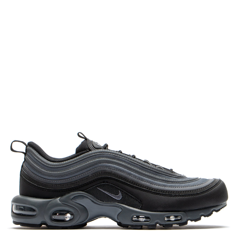 Nike Air Max 97 Plus Black   Dark Grey – Deadstock.ca 7389adaf6