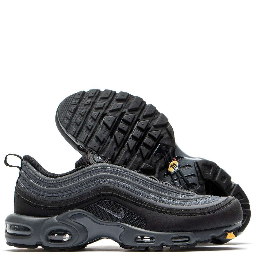 new arrivals 49f47 022ac Nike Air Max 97 Plus Black   Dark Grey
