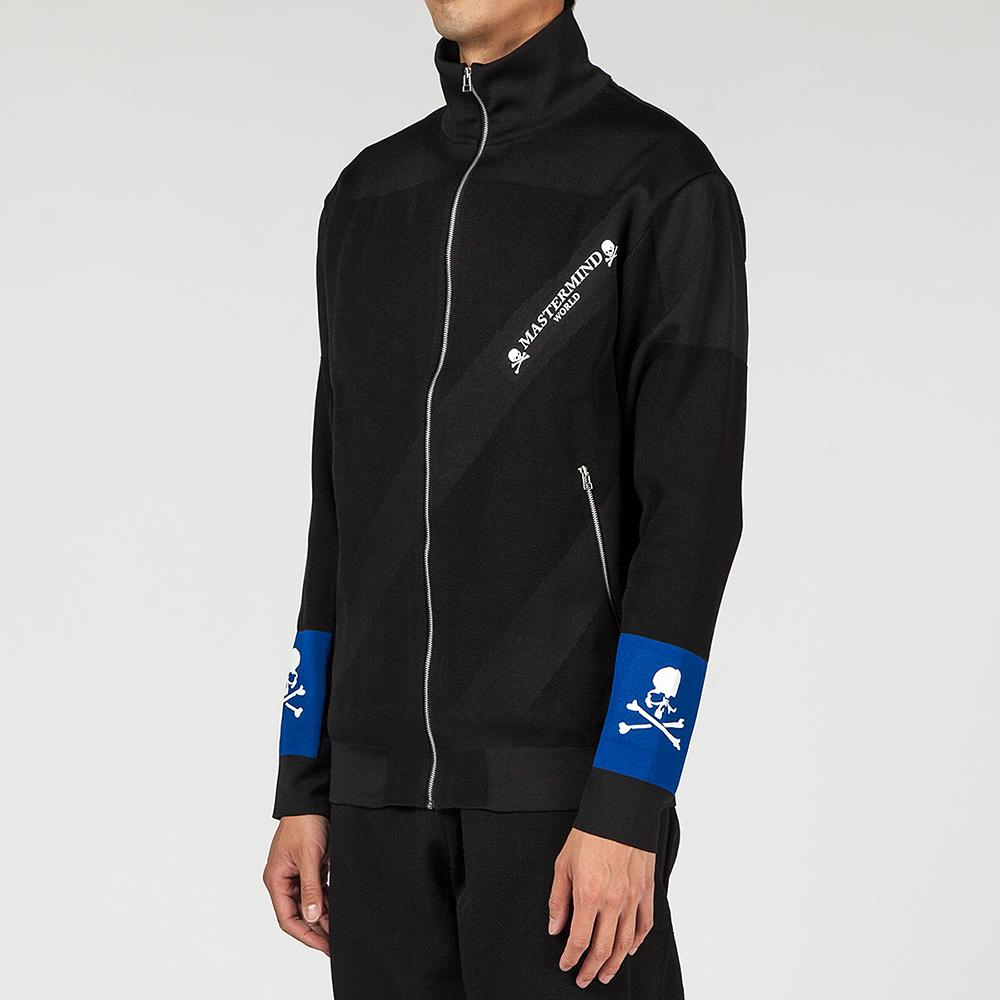 ADIDAS ORIGINALS BY MASTERMIND WORLD TRACK TOP / BLACK