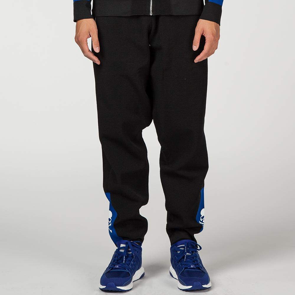 ADIDAS ORIGINALS BY MASTERMIND WORLD TRACK PANTS / BLACK