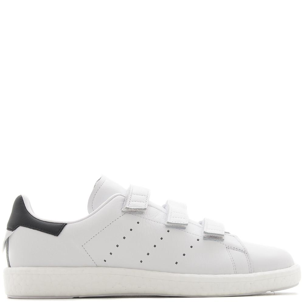 style code CG3651. ADIDAS ORIGINALS BY WHITE MOUNTAINEERING STAN SMITH CF / WHITE