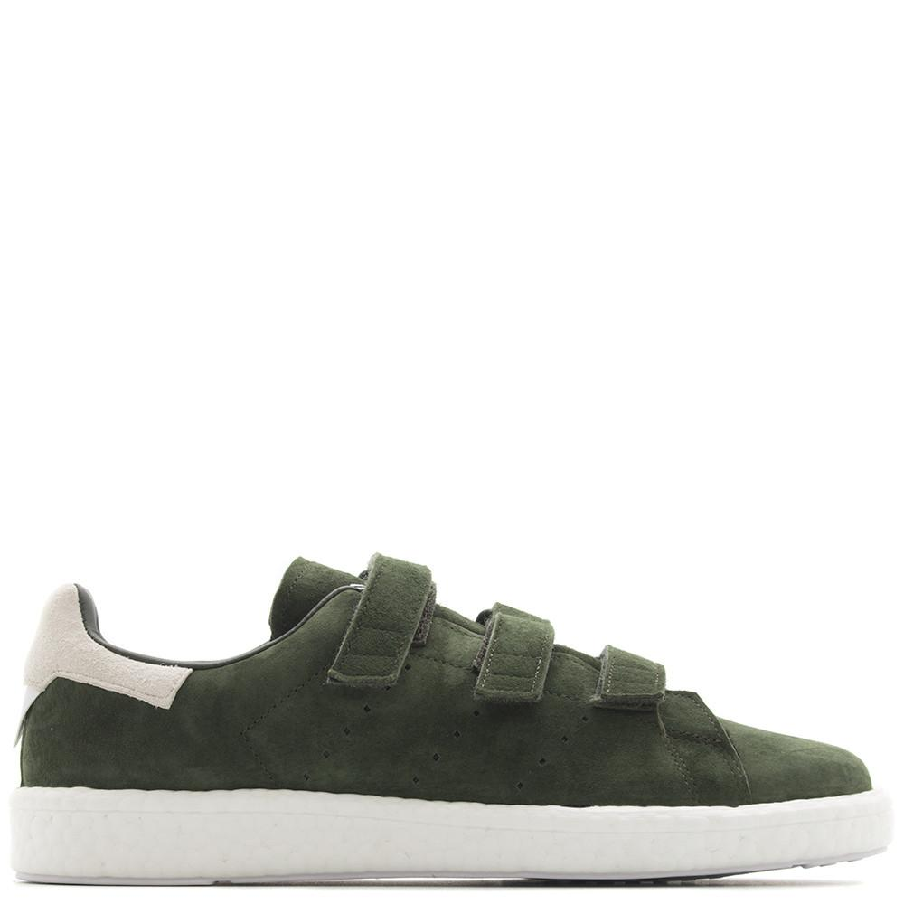 Style code CG3652. ADIDAS ORIGINALS BY WHITE MOUNTAINEERING STAN SMITH CF / NIGHT CARGO