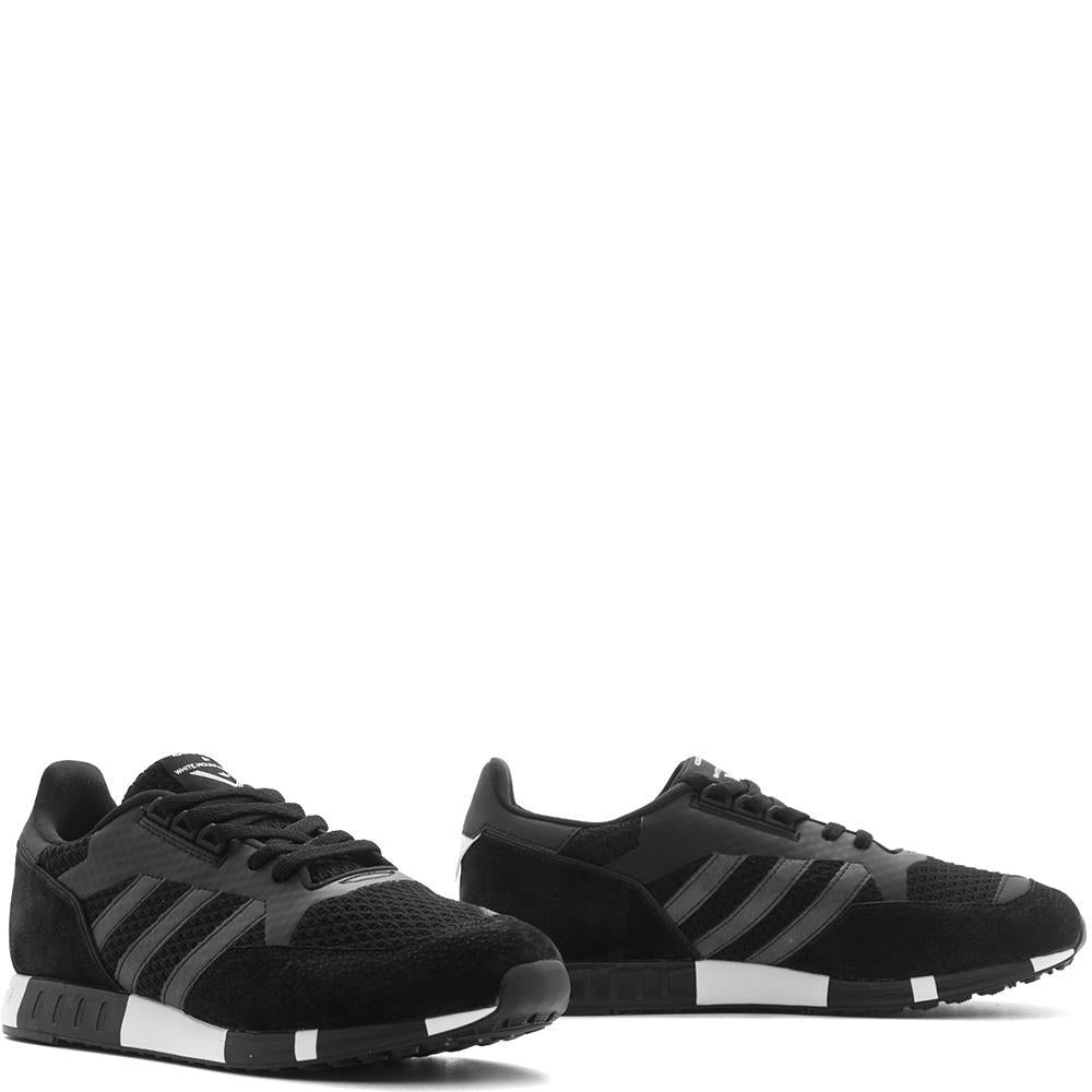 style code CG3668. ADIDAS ORIGINALS BY WHITE MOUNTAINEERING BOSTON SUPER PRIMEKNIT / CORE BLACK