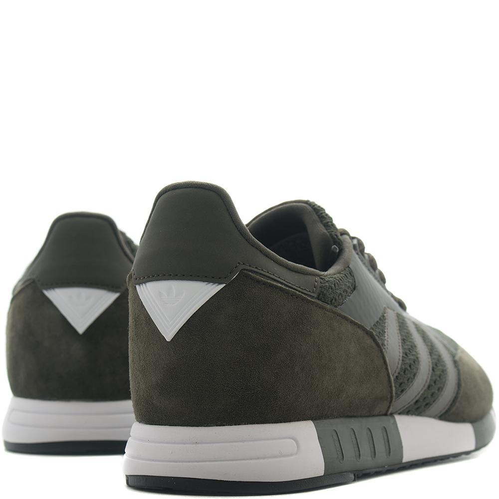 ADIDAS ORIGINALS BY WHITE MOUNTAINEERING BOSTON SUPER PRIMEKNIT / OLIVE