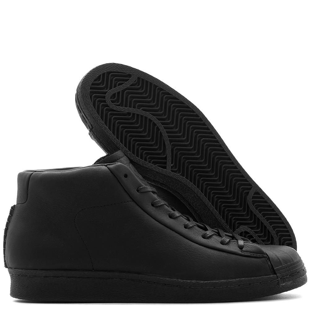 ADIDAS BY WINGS + HORNS WH PROMODEL 80'S / CORE BLACK