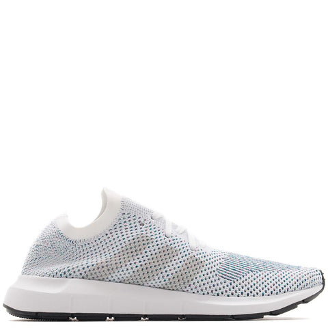 style code CG4126. ADIDAS SWIFT RUN PRIMEKNIT / WHITE