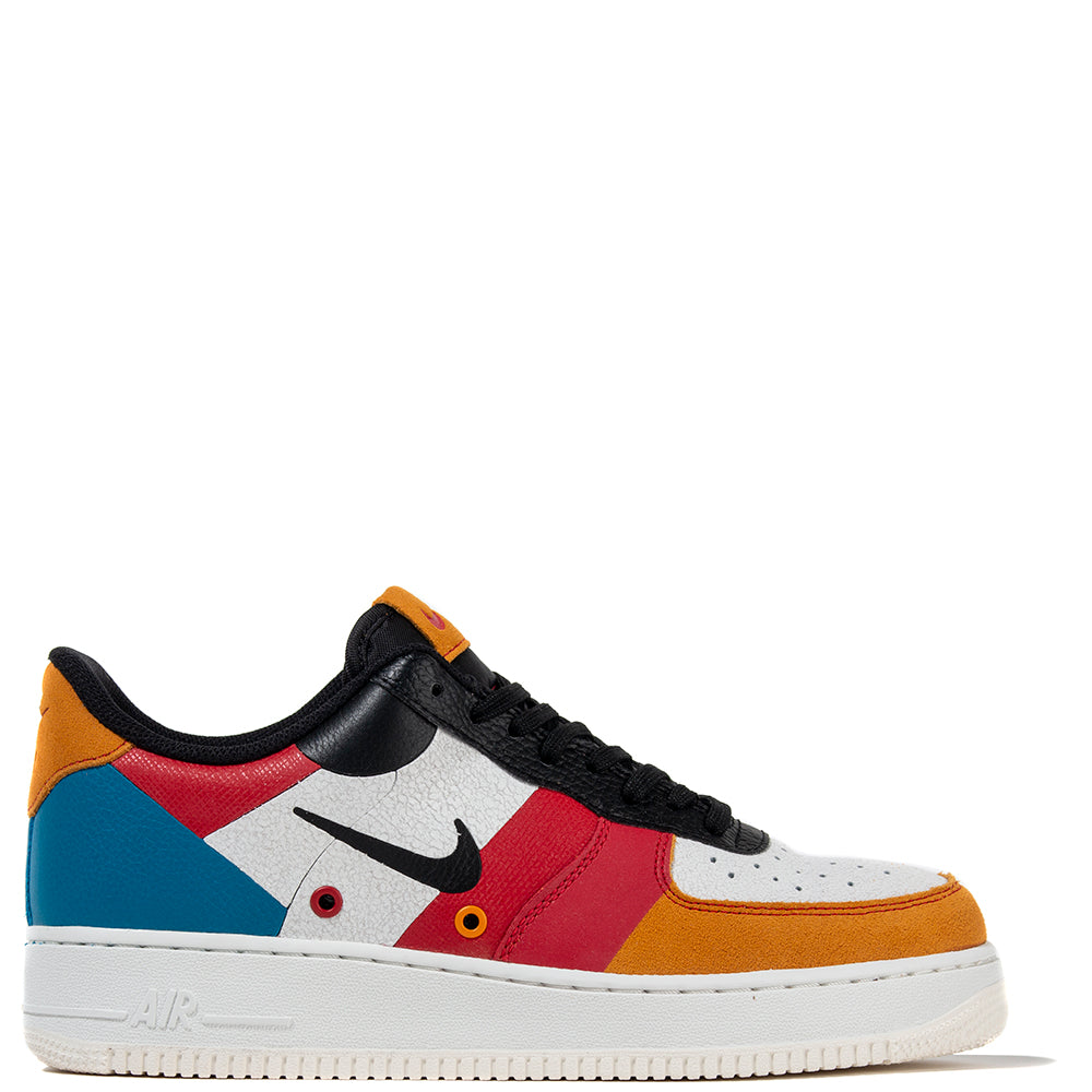 San Francisco 96d66 6adc1 Nike Air Force 1 '07 Premium 1 Sail / Black