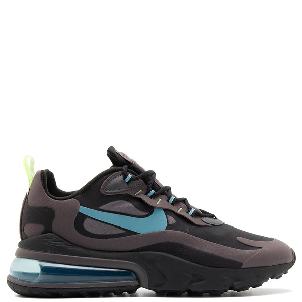 Nike Air Max 270 React Black / Cerulean